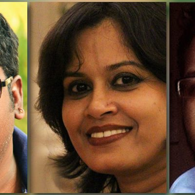 Three participants of Dhaka to Cannes!