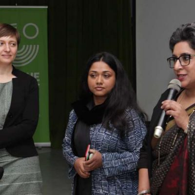"""Through Her Eyes"" - A space to watch and discuss films with women filmmakers of Bangladesh"